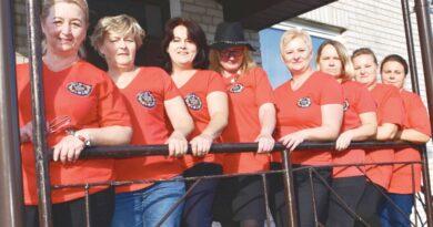 Dziarskie babki z Buszkowic. Dajcie im ludzi, a zrobią wszystko…