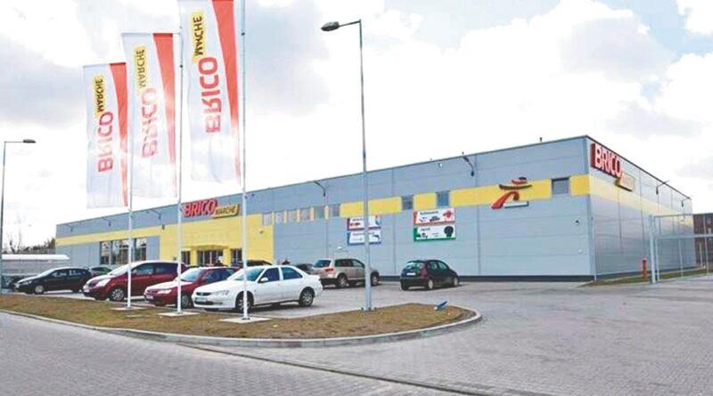 W Ostrowcu powstaje supermarket Bricomarché