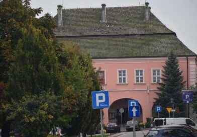 Remont urzędu w Opatowie. OPS czasowo przeniesiony