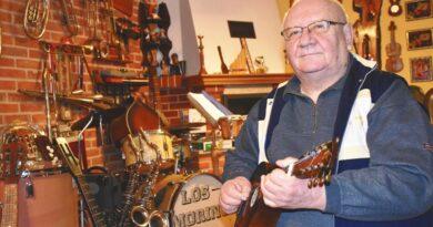 Stanisław Machała – człowiek orkiestra