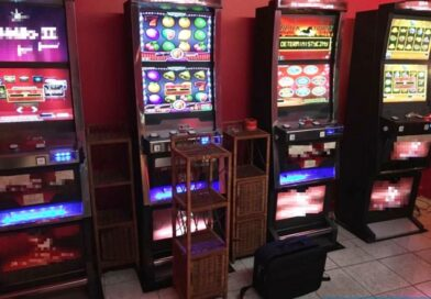 Kolejne automaty wyeliminowane z gry (zdjęcia)
