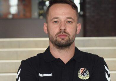 Dawida Ogórka transfer z siatkarskiego KSZO SMS do piłkarskiej Sandecji