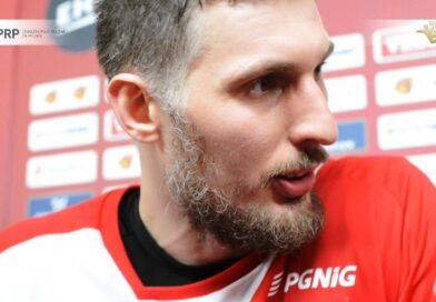Piotr Grabarczyk piłkarzem ręcznym KSZO