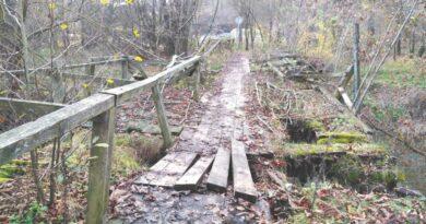 Co z mostem w Stokach Małych?