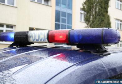 Policjanci mówią o zarzutach wobec 46-latka