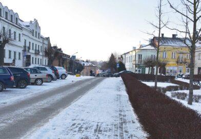 Coraz mniej mieszkańców i pusto na ulicach
