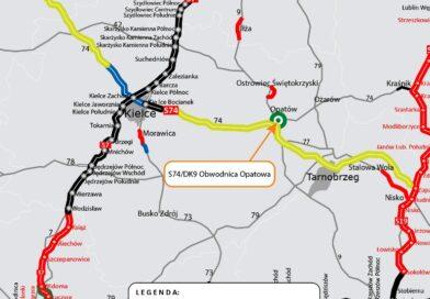 Siedem firm chętnych na budowę obwodnicy Opatowa