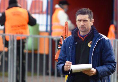 """Trener Tadeusz Krawiec: -""""Wciąż szukamy optymalnego ustawienia…"""""""