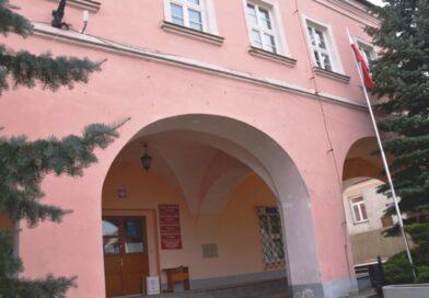 Urząd Miasta Opatowa w remoncie