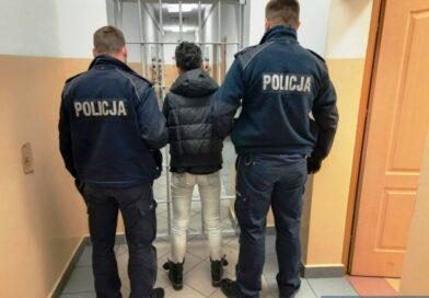 Zatrzymani przez policjantów