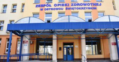 Oddział Otolaryngologii pozostaje w szpitalu. Będzie Poradnia Endokrynologiczna