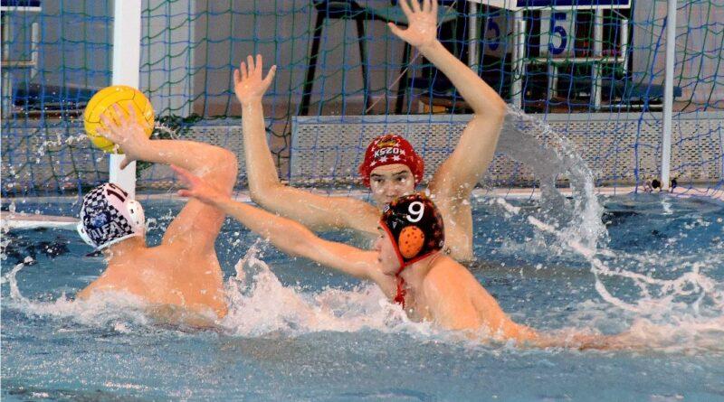 Turniej kwalifikacyjny MP w piłce wodnej. KSZO Ostrowiec Świętokrzyski – Alfa Gorzów Wielkopolski 15:15, karne 3:4