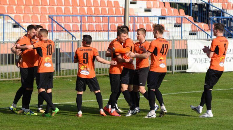 Piłkarze KSZO wygrali w Łagowie i z Czarnymi Połaniec zagrają w finale Okręgowego Pucharu Polski