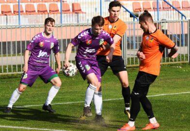 Po golach Szymona Stanisławskiego i Tomasza Persony KSZO zgarnął trzy punkty