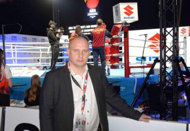 Łukasz Dybiec o ostrowieckim wkładzie w organizację pełnych sukcesów Młodzieżowych Mistrzostw Świata w Boksie