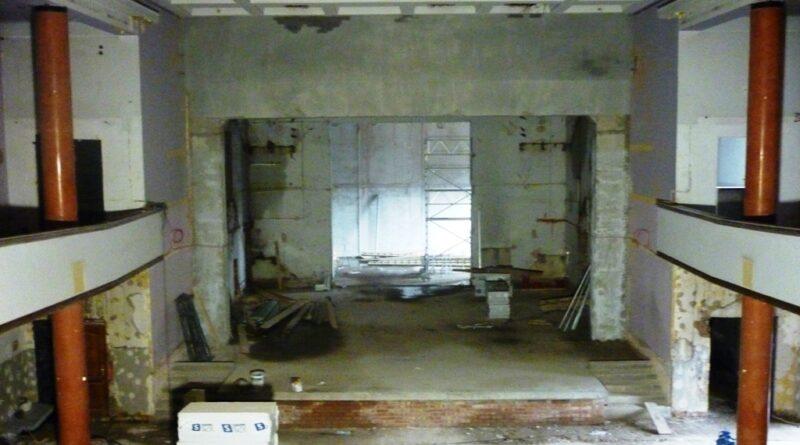 Rewitalizacja budynku dawnego Zakładowego Domu Kultury