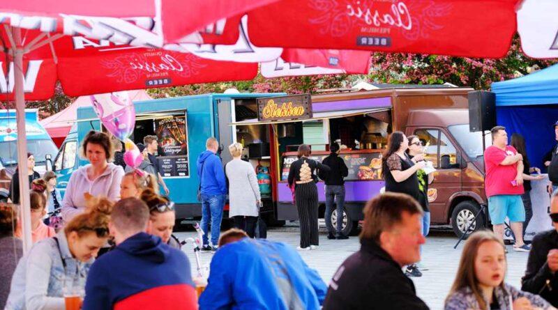Street Food Polska Festival w Ostrowcu Świętokrzyskim