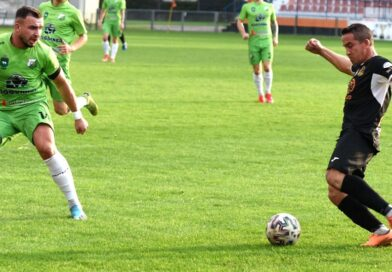 Chełmianka – KSZO 2:0! Pół godziny dobrej gry naszych piłkarzy w Chełmie…