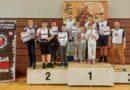 Świetny start najmłodszych judoków Ostrowii na mistrzostwach województwach świętokrzyskiego