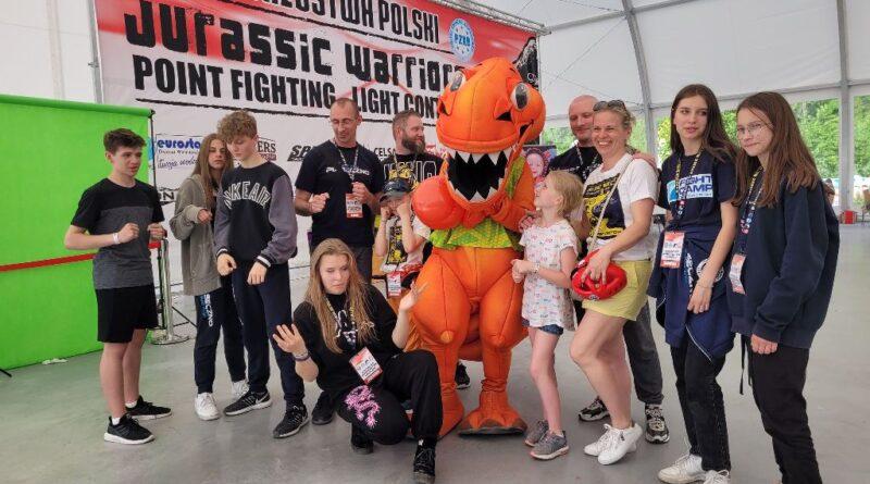 Bałtów. Mistrzostwa Polski Kadetów Młodszych i Starszych oraz Dzieci w Kickboxingu