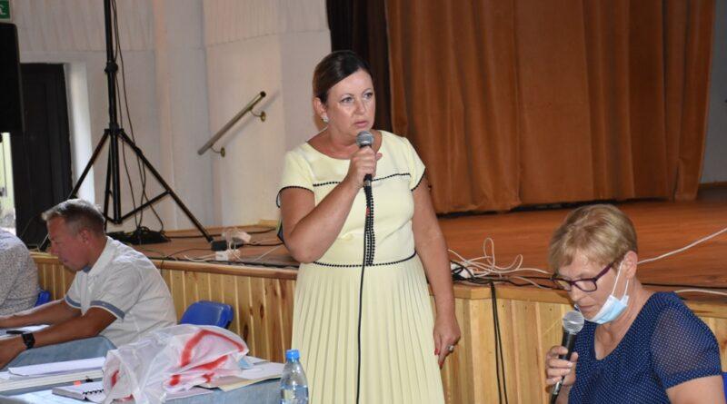 Burmistrz Joanna Suska bez absolutorium
