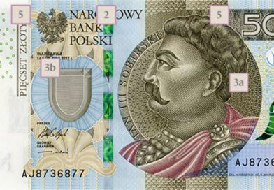 Uwaga na fałszywe banknoty 200 i 500-złotowe