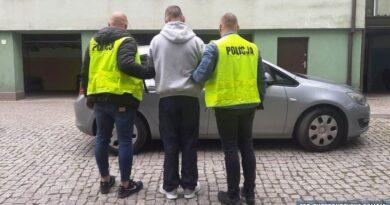 Tymczasowy areszt dla podejrzanego o zabójstwo