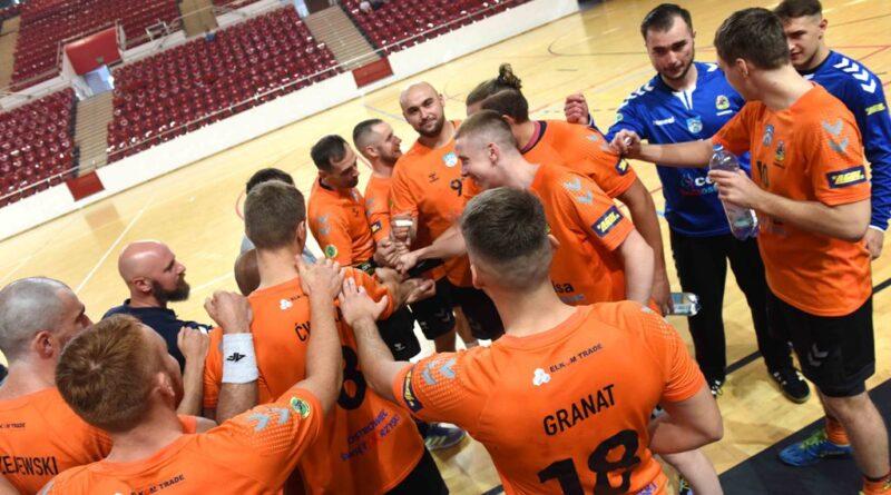 Szczypiorniści KSZO wygrali w Sandomierzu po niezwykle emocjonującej końcówce meczu