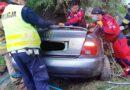 Zginął 18-letni kierowca audi (zdjęcia)