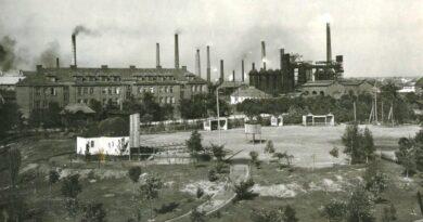 Blisko sto lat temu utworzono park fabryczny. Niezwykłe miejsce krajobrazu naszego miasta