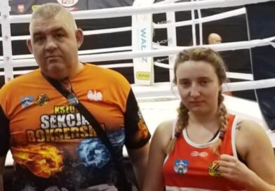Aleksandra Szczodrak brązową medalistką Młodzieżowych Mistrzostw Polski w Boksie