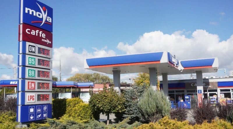 Stacje paliw MOYA – po paliwo i na obiad! Wyjątkowe promocje na 10. urodziny stacji MOYA w Opatowie!